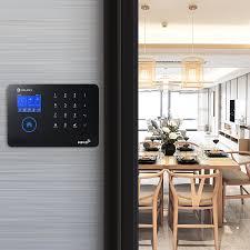 digoo dg hosa 433mhz wireless black 3g u0026gsm u0026wifi diy smart home