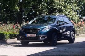 peugeot sales 2016 driven 2016 peugeot 2008 1 2 puretech autoevolution