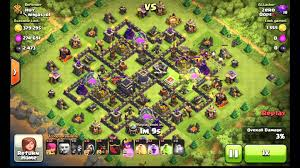 clash of clans town hall 9 defense coc th9 best trophy base