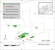 feasibility study of repurposing trenton u2013black river gas fields