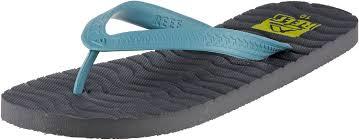 mens reef fanning flip flops sale reef fanning flip flop sale reef flip flops chipper grey blue reef