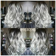 can you mix igora hair color rooty platinumash blonde i created this look using