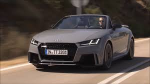 nardo grey s5 video driving 2017 audi tt rs roadster caricos com