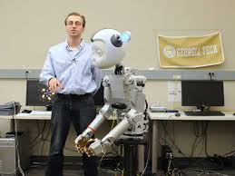 teaching robots to move more human like robaid