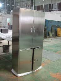 custom metal kitchen cabinets stainless steel kitchen cabinets custom made
