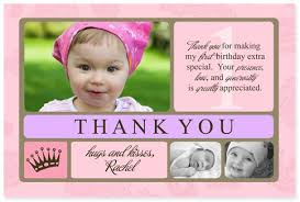 card invitation design ideas birthday princess thank you card