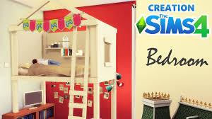 chambre d enfants chambre d enfant création sims 4
