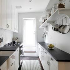 what to do with a small galley kitchen galley kitchen design ideas 16 gorgeous spaces bob vila