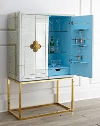 Jonathan Adler Bar Cabinet Jonathan Adler Delphine Mirrored Bar