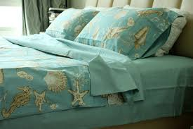 Starfish Comforter Set Starfish Bedding Bedding Queen