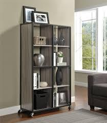 Oak Room Divider Dorel Home Furnishings Sonoma Oak Mason Ridge Mobile Bookcase