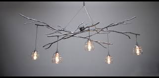 branch chandelier diy sculptural chandeliers tree branch chandelier secret