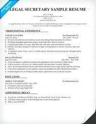 Career Change Resume Objective Examples Resume Career Change Resume Examples Objectives Legal Secretary