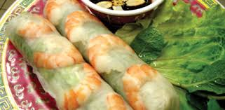 cuisine chinoise nems recette rouleaux de printemps crus par le restaurant chinois an