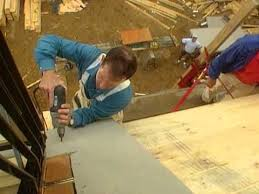 Bob Vila S Home Design Download How To Frame A Staircase Cabin In The Woods Bob Vila Eps 1104