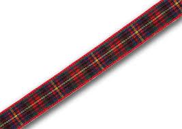 tartan ribbon cameron of erracht tartan ribbon 10mm tartan ribbon the