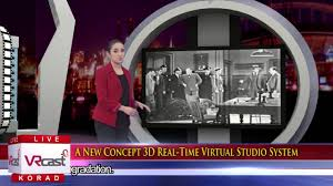 Studio System Vrcast The Most Powerful Trackless Virtual Studio System Youtube