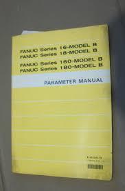 fanuc b 62450e 02 parameter manual used u2022 cad 123 51 picclick ca