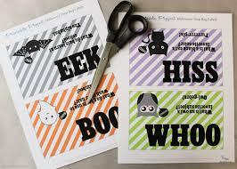 free printable halloween goodie bag toppers bren did
