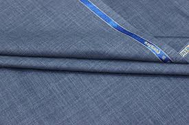bluish grey raymond premium poly wool suitings bluish grey 1 25 meters amazon