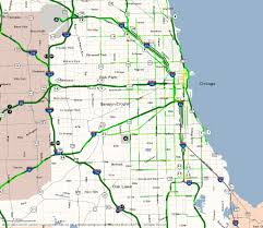 Chicago Street Numbers Map by Travel Midwest City Of Chicago Map