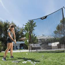 dual net golf athletic training gear
