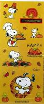 Snoopy Thanksgiving Thanksgiving Peanuts Stickers U2013 Happy Thanksgiving