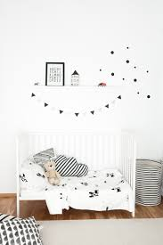 monochrome scandinavian style kids room decordots scandinavian
