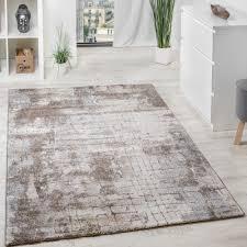 designer teppich teppich steinmauer optik mit beige silber design teppiche