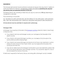 Business Request Letter Sample by Shengen Visa Invitation Lettervisa Invitation Letter Application