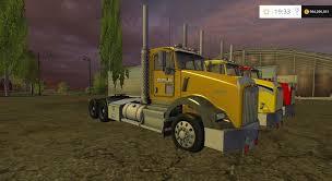 kenworth t800 truck kenworth t800 truck pack v1 0 farming simulator 2019 2017 2015 mod