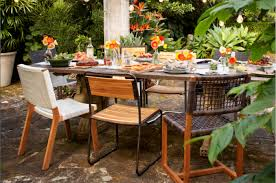 Eco Outdoor Furniture by Perfectly Imperfect Outdoor Settings For Autumn Reno Addict
