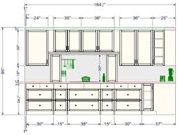 Kitchen Cabinets Dimensions Inspiring Design  Standard For - Kitchen cabinet dimensions standard