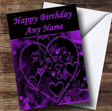 personalised cards birthday cards romantic birthday cards