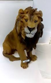 lion figurine tiger wolf lion figurine kingsway distributor nz