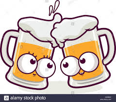 toasting stock vector images alamy