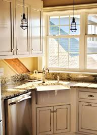bathroom amazing pros and cons sink corner kitchen cabinets