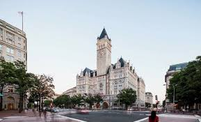 Trump Towers Address Hotels In Washington Dc Trump International Hotel Washington Dc