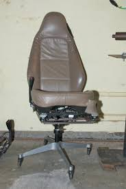 Diy Desk Chair The Ultimate Gearhead Office Chairs Hooniverse