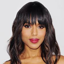 hairstyles for oily black hair how to style bangs even when you have zero time byrdie