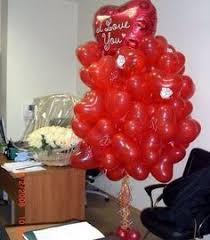 balloon delivery spokane hearts balloons creative crafts and valentines day ideas