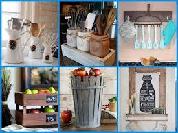 how to decorate a rustic kitchen 35 diy rustic kitchen decor ideas diy rustic home