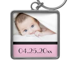 baby keychain baby keychains zazzle