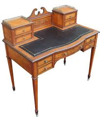 Antique Writing Desks For Sale Satin Wood Marquetry Ladies Writing Desk Furniture Pinterest