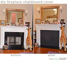 fireplace cover up diy fireplace cover up cppalerts info