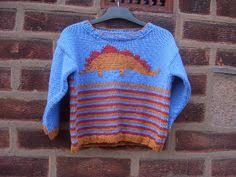 knitting pattern dinosaur jumper satt pattern by védís jónsdóttir for ístex casual sweater