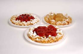 strawberry funnel cake recipe photo recipes