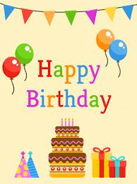 happy birthday cards for kids happy birthday free birthday cards
