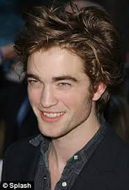 boys with big foreheads hair robert pattinson slicks down his famous big hair for new city boy