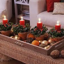 decoration beautiful christmas decorating ideas on rustic living
